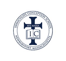 Immaculate Conception School logo