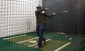 Family Fun at the Cages