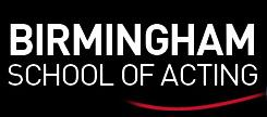 MA Open Day | Birmingham School of Acting
