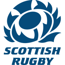 Scottish Rugby Training & Education logo