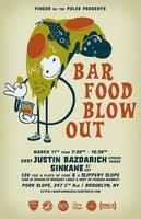 Bar Food Blowout with Justin Bazdarich (Speedy Romeo)...
