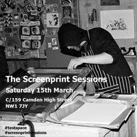 The Screenprint Sessions logo