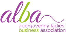 Abergavenny Ladies Business Association (ALBA) logo