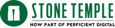 Stone Temple, now part of Perficient Digital logo