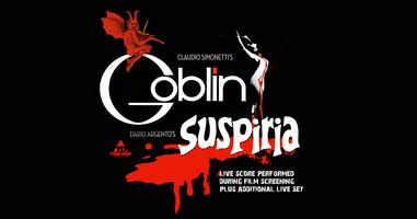 Claudio Simonetti's Goblin performing Suspiria