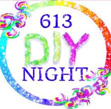 613 DIY Night logo