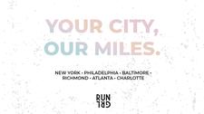 RUNGRL Fall Tour - Your City, Our Miles. logo