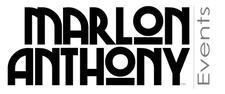 Marlon Anthony Events logo