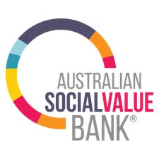 Australian Social Value Bank logo