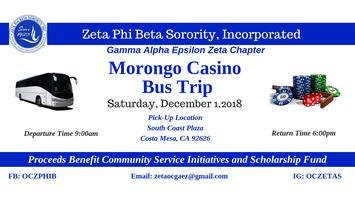 casino morongo bus schedule