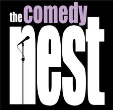 The Comedy Nest logo
