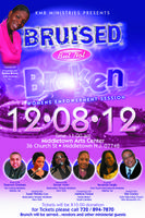 BRUISED BUT NOT BROKEN WOMENS EMPOWERMENT SESSION