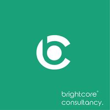 brightcore consultancy. logo