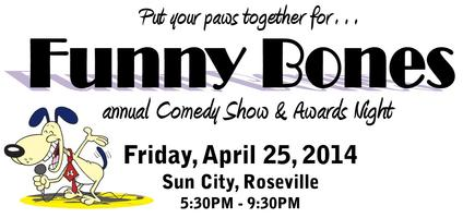 Funny Bones Comedy Show & Awards Night