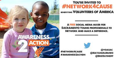 #Network4Cause #Awareness2Action for Volunteers of...