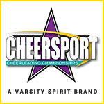 CHEERSPORT logo