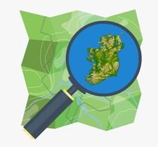 OpenStreetMap Ireland logo