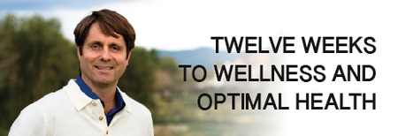 Twelve Weeks to Wellness and Optimal Health