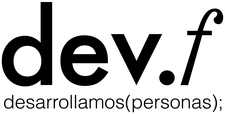 Dev.f logo
