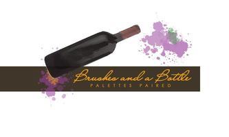 Brushes and a Bottle:  Gordon Estate