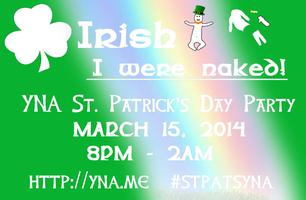 YNA St. Patrick's Day Party