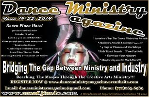 Dance Ministry Magazine/Christian Ministering Arts...