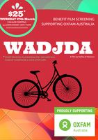 QLD COMMITTEE FOR OXFAM AUSTRALIA: FILM FUNDRAISING...