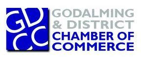 Godalming & District Chamber of Commerce Open Evening logo