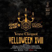 Yelloween with Coast Club & Steven Wright