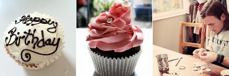 Cakesbyjames May cupcake masterclasses