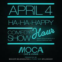 Ha Ha Happy Hour Comedy Show