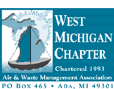 West Michigan Chapter of the Air & Waste Management Association logo