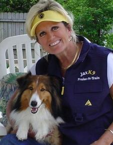 Stacy Strickland, Jacksonville Pawsitive Training logo