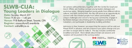 Cross cultural conference