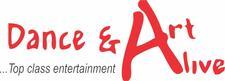 Dance & Art Alive logo