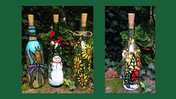 wine bottles paint and lights oh my tickets fri nov 16 2018 at 600 pm eventbrite