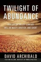 Book Lecture: Twilight of Abundance