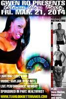 Gwen Ro Presents GRo FIT Glow Party