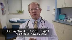 Ariix Mark Wilson/ Dr Ray Strand in Toledo