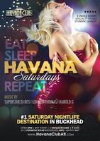 Atlanta's Number 1 Night Club Destination: Havana...