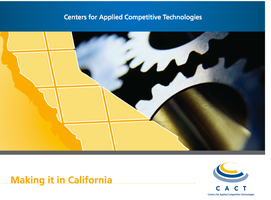 California & the Commercial Spaceflight Industry