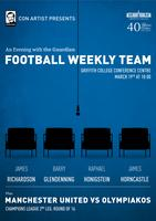 A Q&A Evening with the Guardian Football Weekly +...