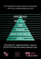 All Things Go & Indie Shuffle SXSW 2014 Showcase