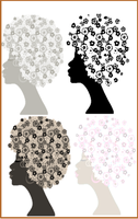 Natural Hair Stories; Building A Work Of Art