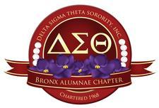 Delta Sigma Theta Sorority, Inc.- Bronx Alumnae Chapter logo