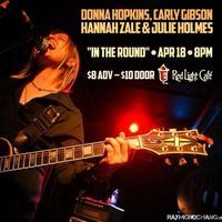 Donna Hopkins, Carly Gibson, Hannah Zale & Julie...