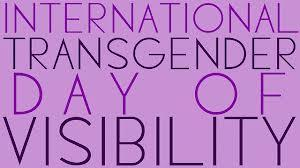 Transgender Day of Visibility 2014 - March 31st