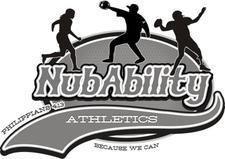 Jana Kaye Kuhnert, Camp Director NubAbility Athletics logo
