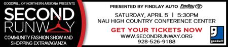 Goodwill of N. Arizona - Community Fashion Show and...