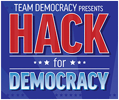 Hack for Democracy